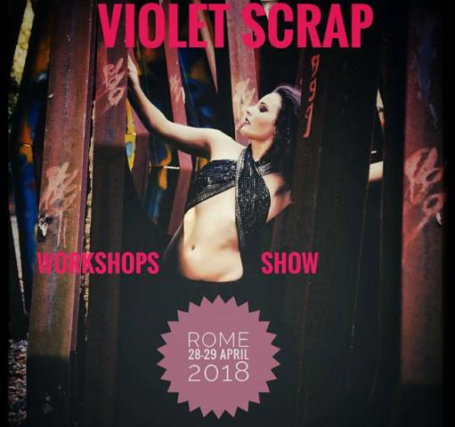 Violet Scrap.