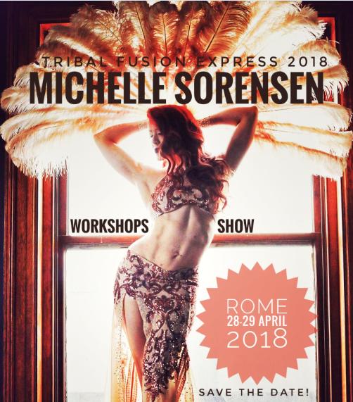 Michelle Sorensen.